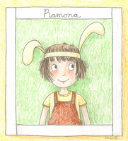 Ramona Quimby by gurliebot
