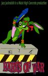 Jazz Jackrabbit - Hares of War by SkunkShampoo