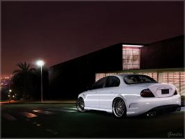 Jaguar S-Type by GoodieDesign