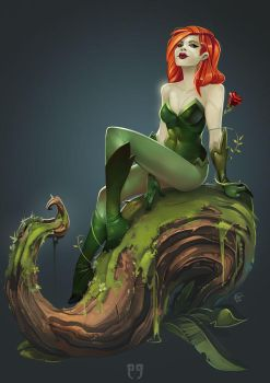 Poison ivy by ples001