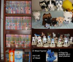 My Ginga Collection 12-21-09 by SilverToraGe