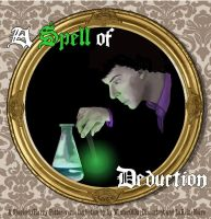 A Spell of Deduction Cover Art by FuyuNoFuhei
