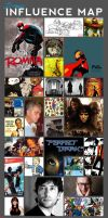 Influence Map by CoconutMikeNIke