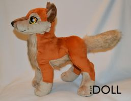 Big 12 inch Catori prize plush by dot-DOLL