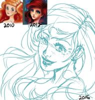 Improvement 2010-2015 by MzzAzn