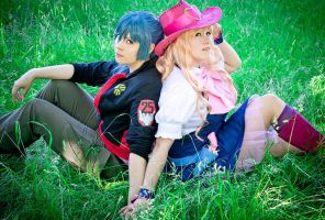 Macross F - A Moment I treasure by stormyprince