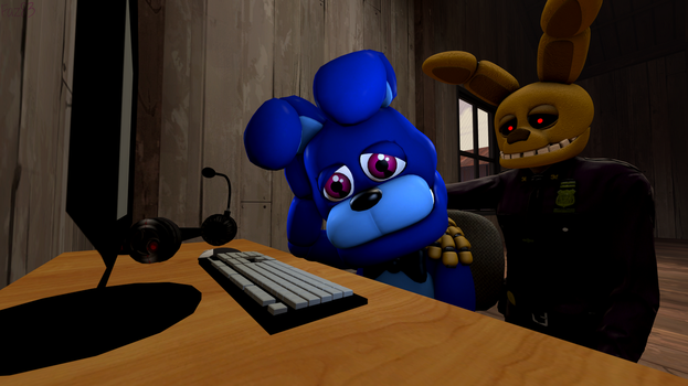 (SFM/Gift) Poor Tim by Fazband83