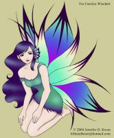Fairy Tattoo by AltheiaBoom