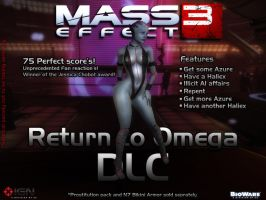 Return to Omega DLC! by LoversLab