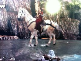 Look at my horse my horse is amazing. by EcCenTricN8tive26