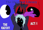 The Haunted Library Ex Round 2 by HakunReborn