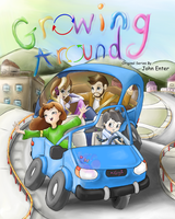 Growing Around Poster: Concept by John Enter by Angeli-The-Icefairy