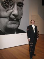 MoMA DAli OPening and my Tux o by LMarkoya