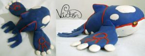 382 Kyogre by VictorCustomizer