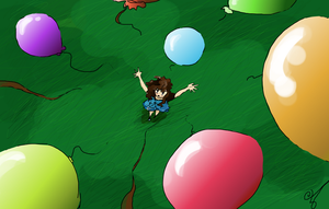 balloons by akane3196