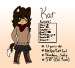 New! Kar Reference by O-U-T