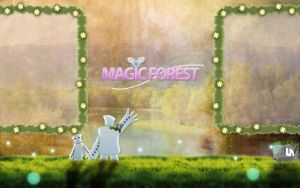 Magic Forest by ImSerious
