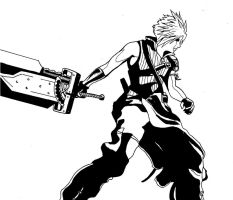 Advent Children-Cloud Inks 2 by arvalis