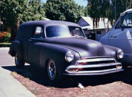 My 51 Chevy Sedan Delivery. by StallionDesigns