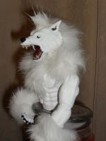 Werewolf Figure by fitall200