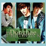 Photopack Donghae- Super Junior 006 by DiamondPhotopacks
