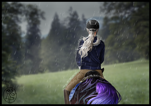 Rain by SweetLittleVampire
