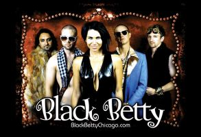 Black Betty from Chicago by DukeDalton