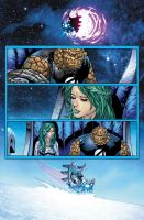 Ultimate Fantastic Four 52 p11 by BlondTheColorist