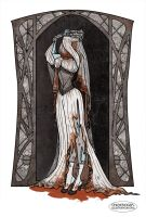 The Dead Bride by LaTaupinette
