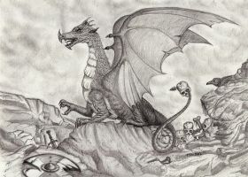 There be Dragons by PhilipHarvey