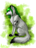 :contest prize: Greenys by AntaresIceslayer