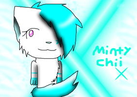 :Gift: Minty Chii by KatanaTiger42