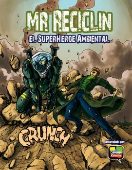 Mr Reciclin N2 cover b by EspirituVerde