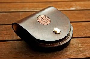 Leather Purse by MountainLeather
