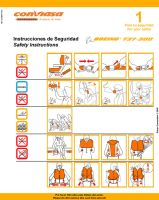 SafetyCard V0 B733 - Front by l0nd0n