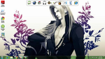 Lord Sephiroth Screenshot by DragonessBlue