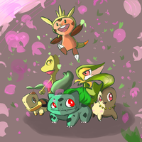Grass Starters by FilthyCrow