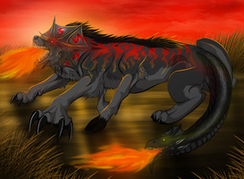 Hellwalker by wolfhound56200