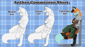 Anthro Commish Sheet by Bostonology