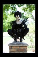 Ryuk - My Perch by Kuragiman
