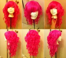 Pinkie Pie wig from MLP by taiyowigs