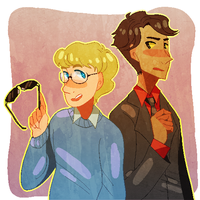 good omens by naydeity