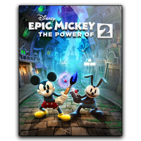 Epic Mickey - Power Of Two by dander2