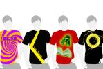 Project Black Sky Shirt Designs 2 by Siphen0