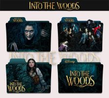 Into the Woods 2014 Folder Icon by sonerbyzt
