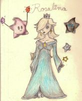 Rosalina by StitchCometCreations