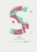 When imagination becomes reality, Scrapper. by SEEPHART