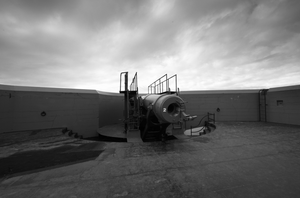 Fort Casey Cannon by HellcatF6F