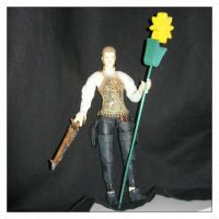 Balthier the Flowerboy by famma