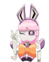 Hopstar my favorite medabots by LadyBee-Moy